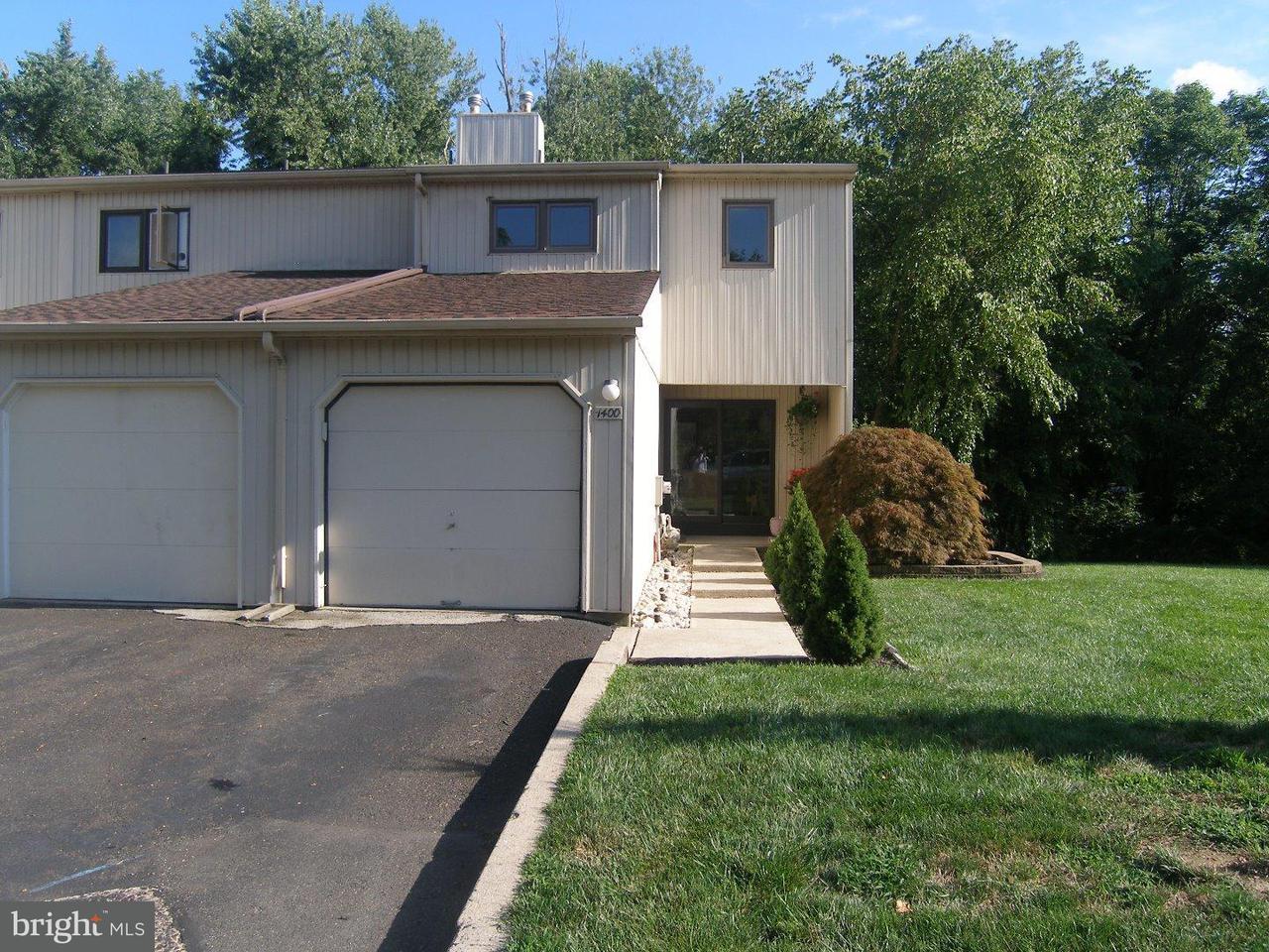 タウンハウス のために 賃貸 アット 1400 SENECA RUN Ambler, ペンシルベニア 19002 アメリカ合衆国