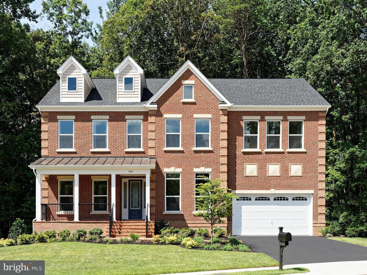 Μονοκατοικία για την Πώληση στο 9811 Sheads Court 9811 Sheads Court Burke, Βιρτζινια 22015 Ηνωμενεσ Πολιτειεσ