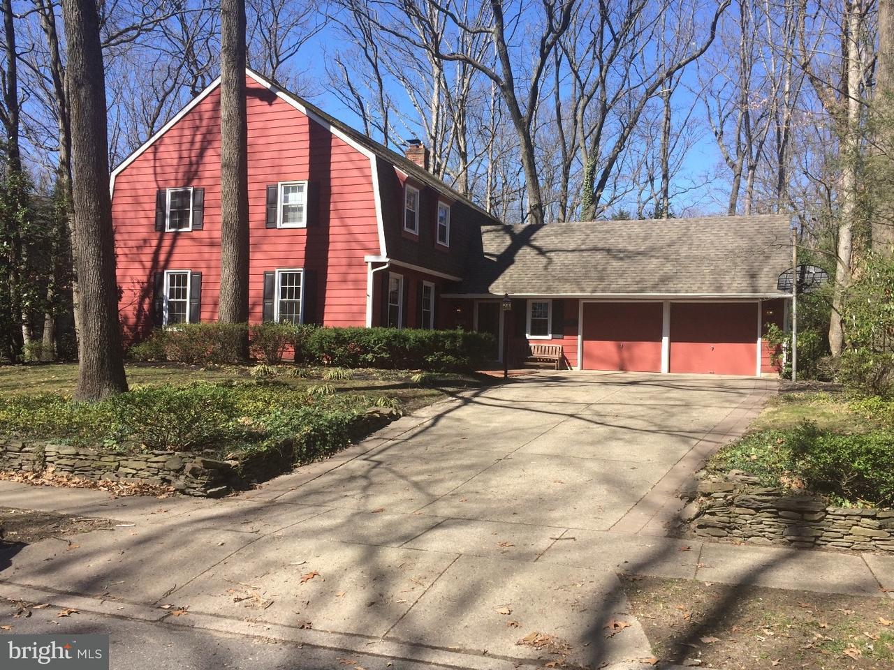 Casa Unifamiliar por un Alquiler en 108 WESTON Drive Cherry Hill, Nueva Jersey 08003 Estados Unidos