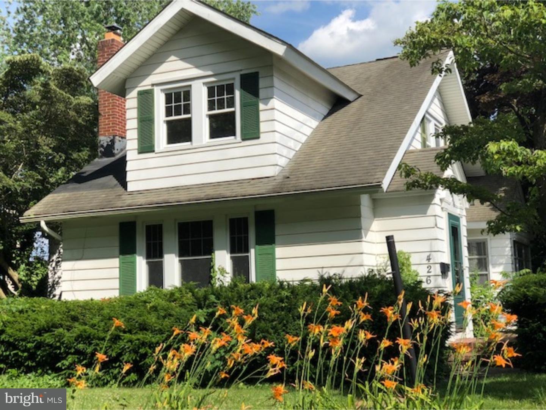 Частный односемейный дом для того Продажа на 426 LIVERPOOL Avenue Egg Harbor City, Нью-Джерси 08215 Соединенные Штаты