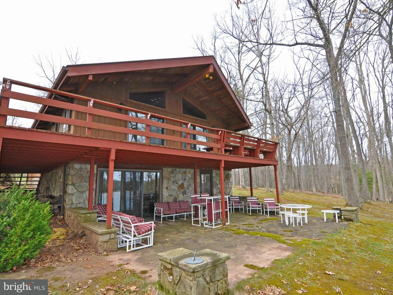 Single Family for Sale at 493 Crows Point Rd Swanton, Maryland 21561 United States