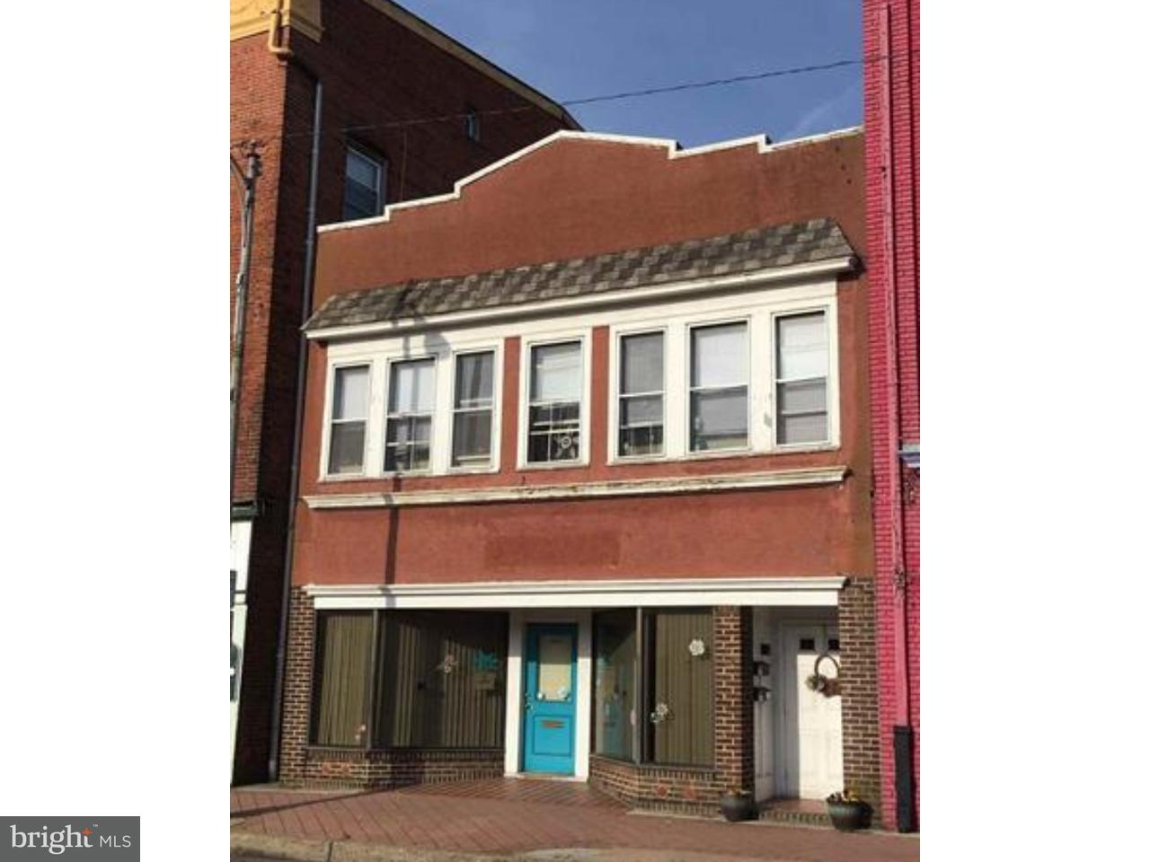 Single Family Home for Rent at 208 N HIGH ST #1ST FL Millville, New Jersey 08332 United States