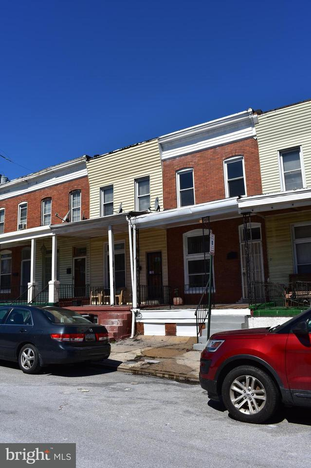 Other Residential for Rent at 2112 Clifton Ave Baltimore, Maryland 21217 United States