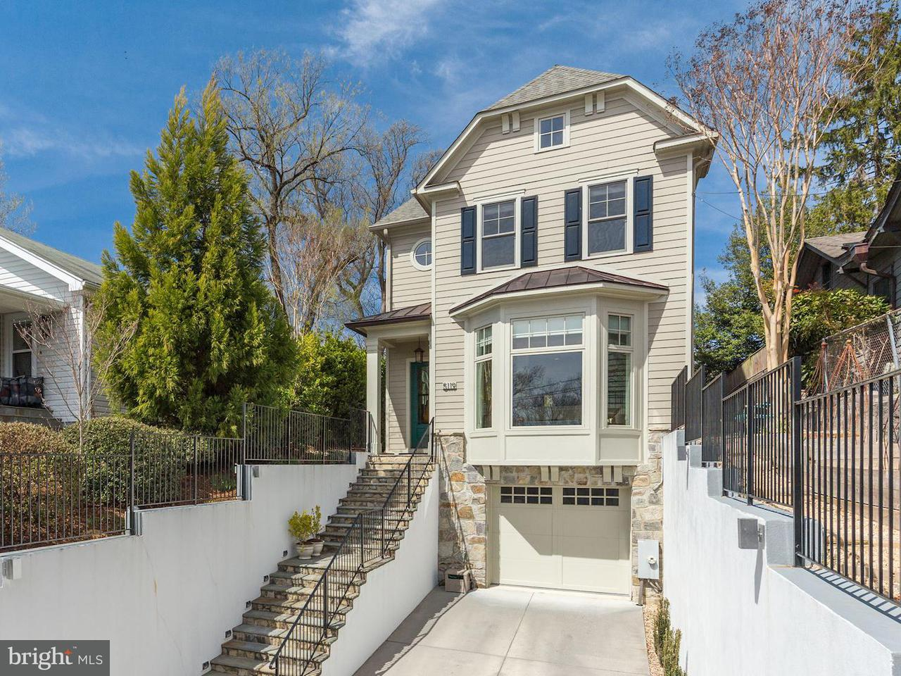 Single Family for Sale at 5119 Cathedral Ave NW Washington, District Of Columbia 20016 United States