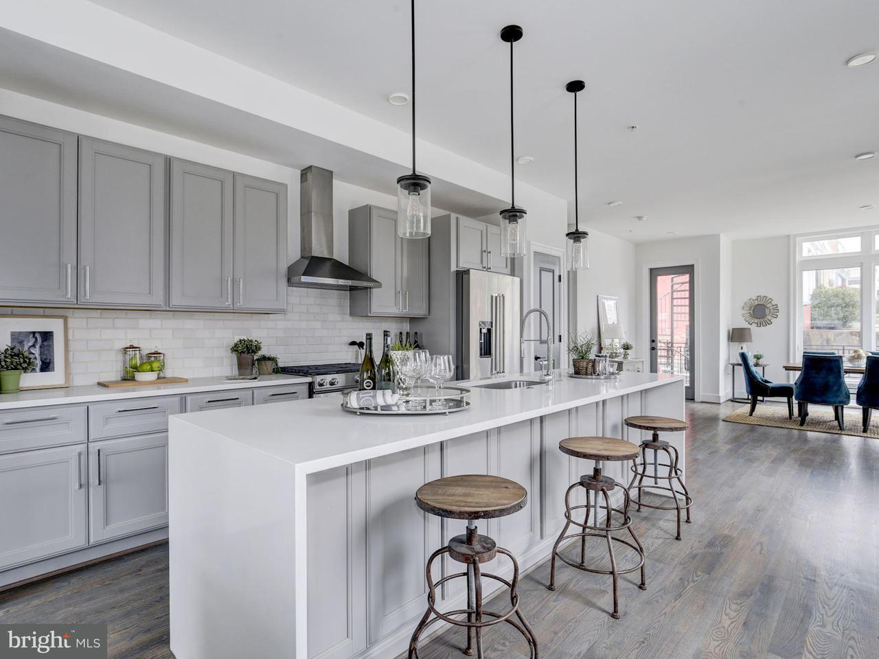 Single Family Home for Sale at 4203 8th St Nw #2 4203 8th St Nw #2 Washington, District Of Columbia 20011 United States