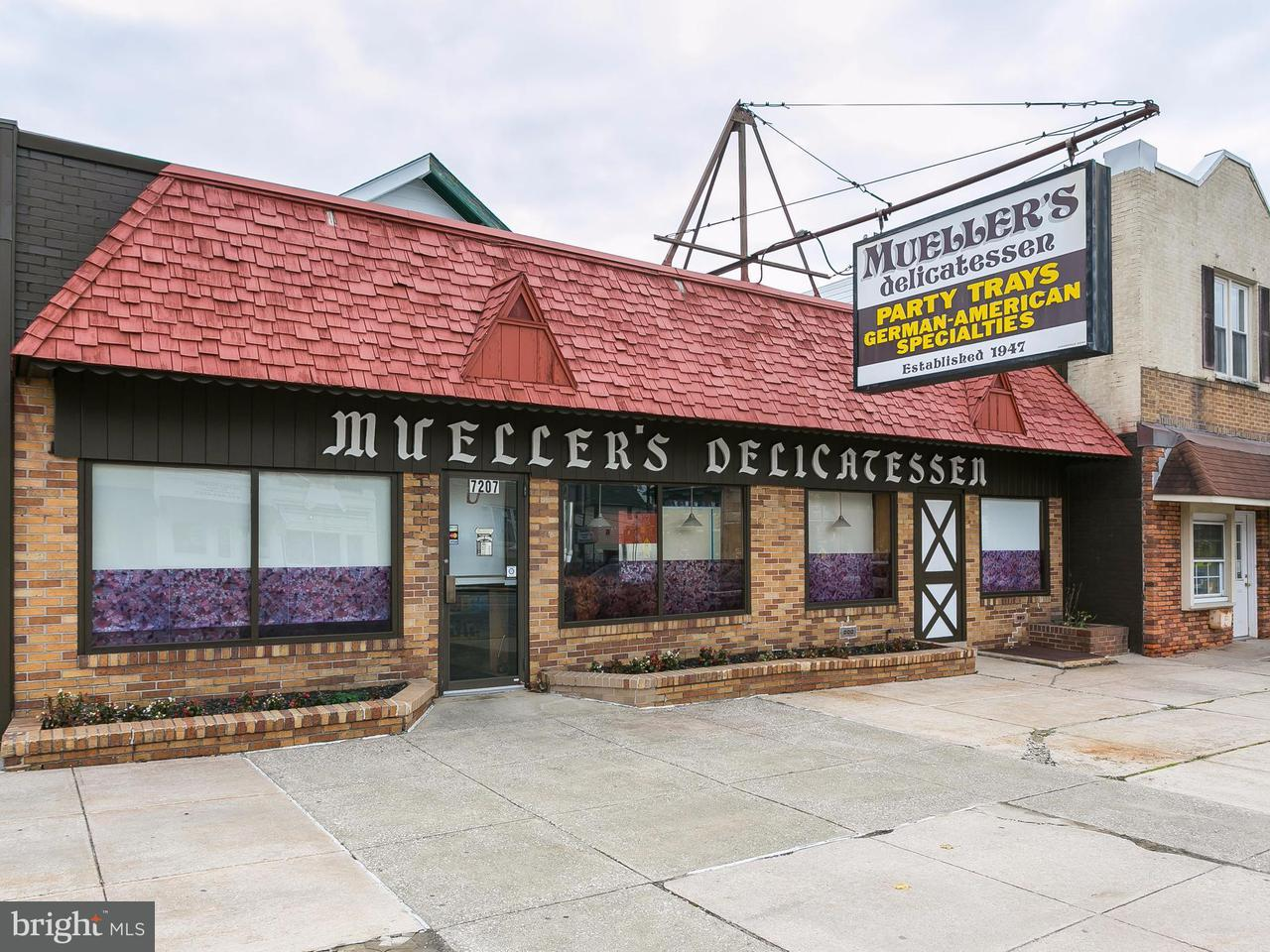Commercial for Sale at 7207 Harford Rd Baltimore, Maryland 21234 United States