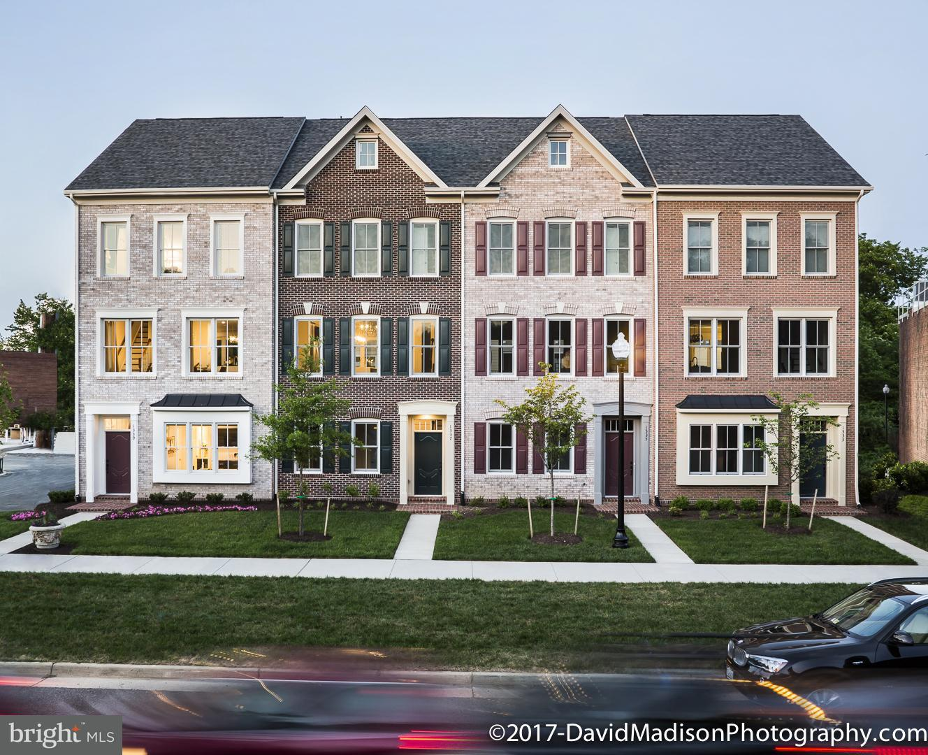 Single Family for Sale at 1369 Powhatan St #lot 3 Alexandria, Virginia 22314 United States