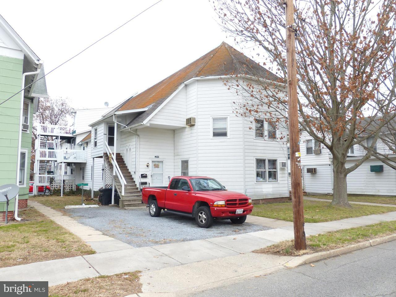 Многосемейный дом для того Продажа на 507 Market Street 507 Market Street Denton, Мэриленд 21629 Соединенные Штаты
