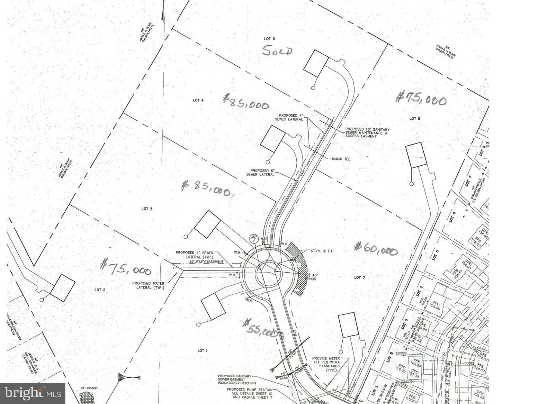 Land for Sale at Lot #1 King St W Waynesboro, Pennsylvania 17268 United States