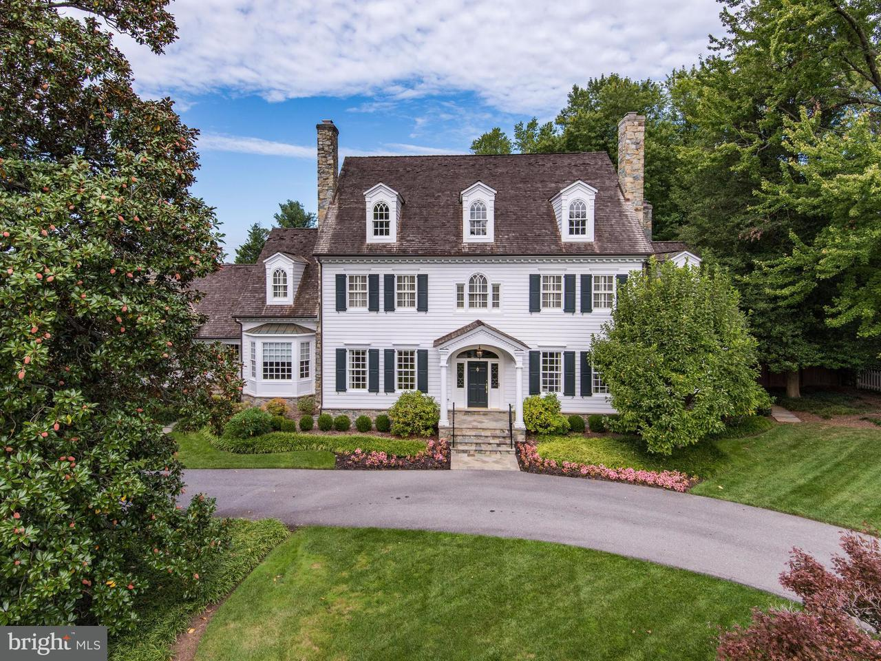 Single Family for Sale at 10020 Counselman Rd Potomac, Maryland 20854 United States