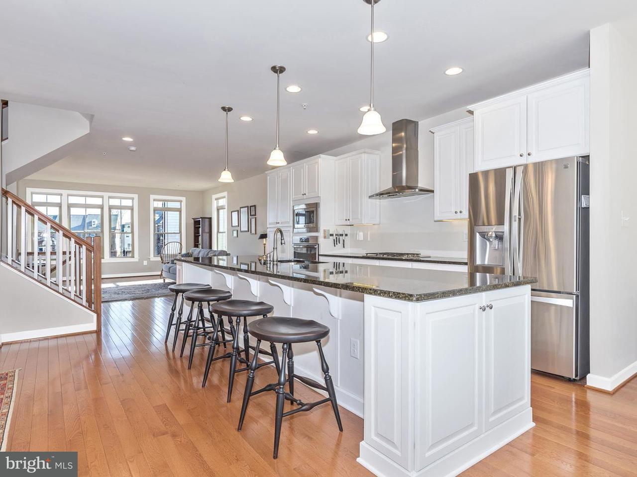 Σπίτι στην πόλη για την Πώληση στο 9134 Kenway Lane 9134 Kenway Lane Frederick, Μεριλαντ 21704 Ηνωμενεσ Πολιτειεσ