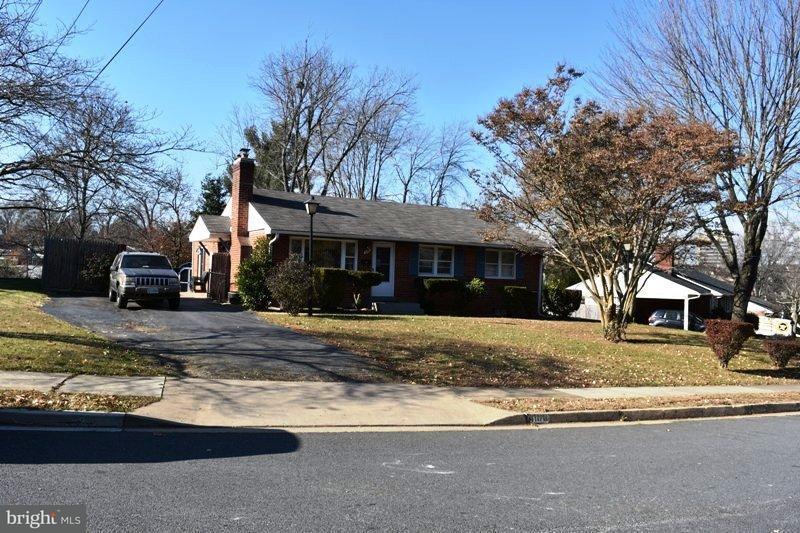 Eensgezinswoning voor Verkoop een t 4106 Berritt Street 4106 Berritt Street Fairfax, Virginia 22030 Verenigde Staten