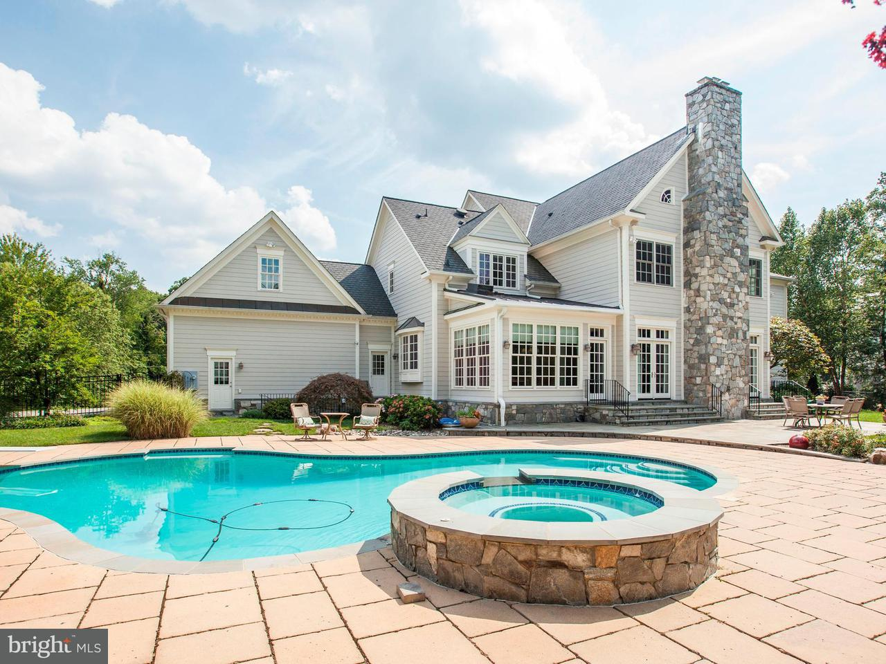 Single Family for Sale at 9809 Newhall Rd Potomac, Maryland 20854 United States