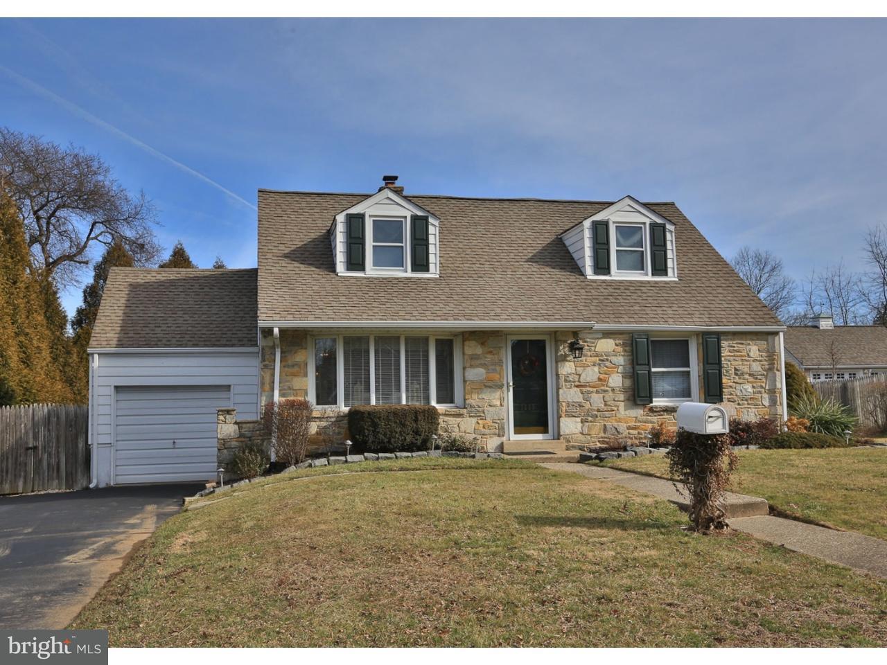 独户住宅 为 销售 在 1209 WAKEFIELD Road Flourtown, 宾夕法尼亚州 19031 美国