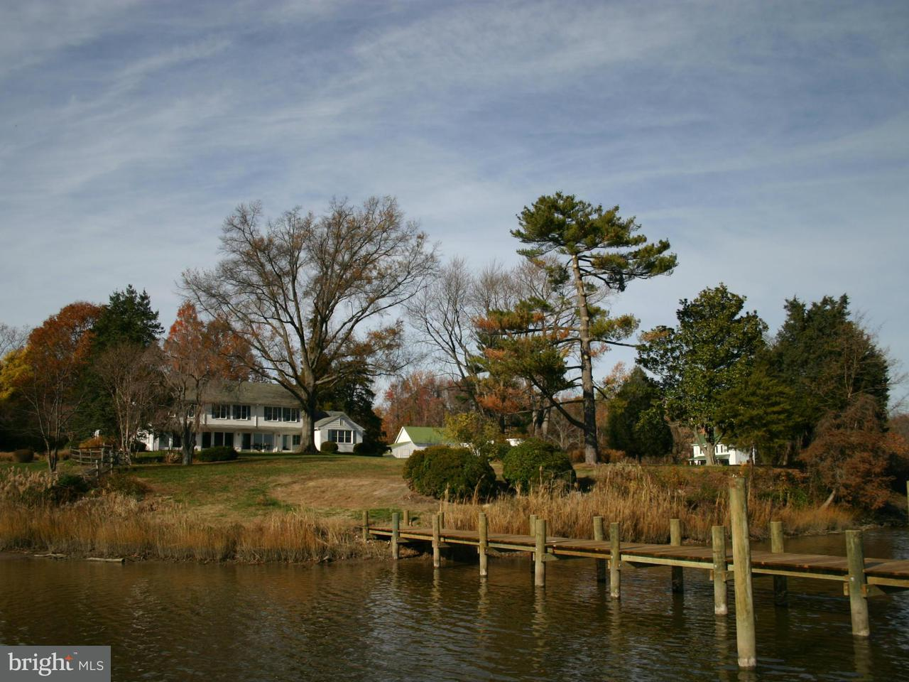 Farm for Sale at 5793 Quaker Neck Landing Rd Chestertown, Maryland 21620 United States