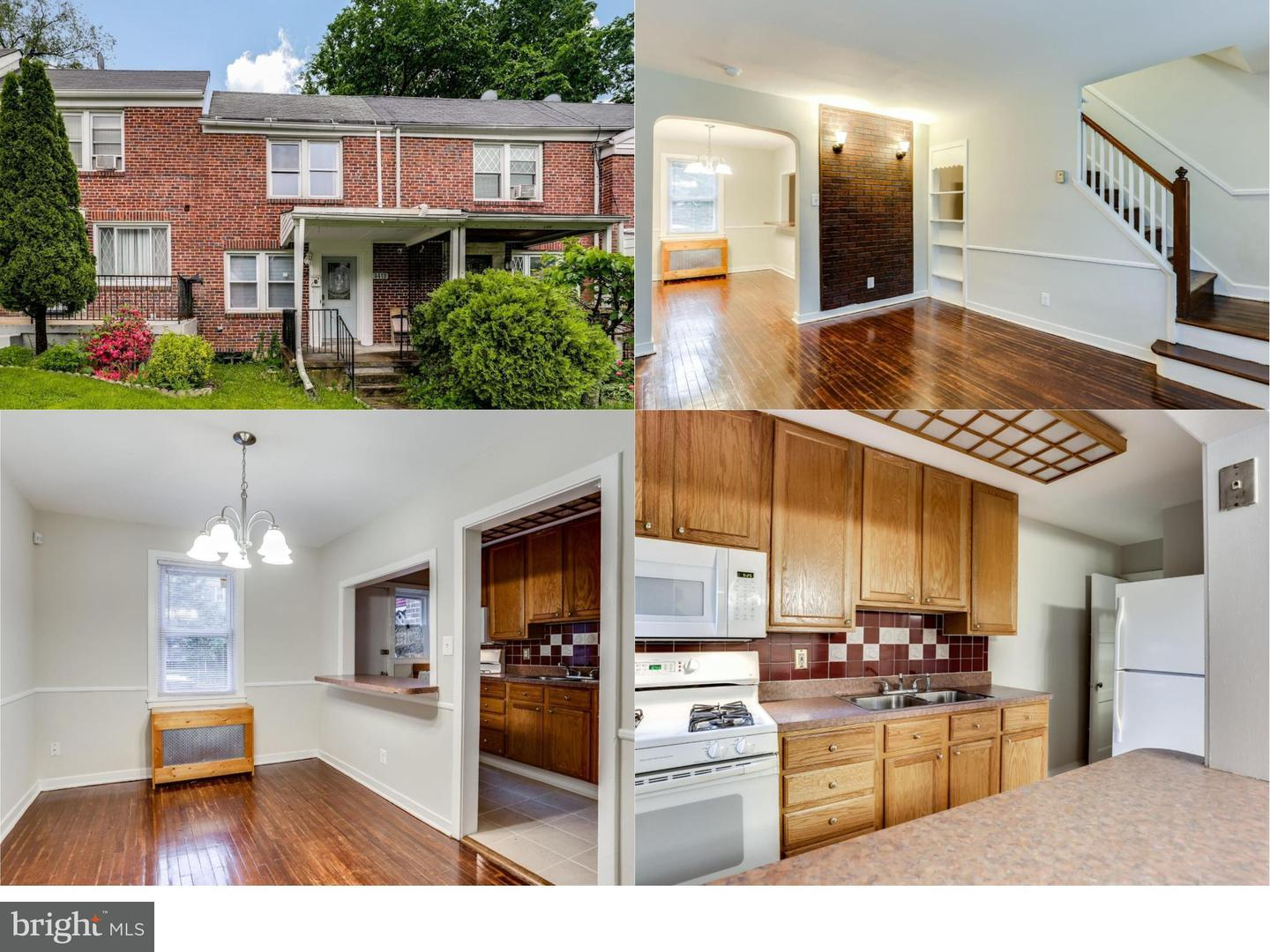 Single Family for Sale at 4419 Pen Lucy Rd Baltimore, Maryland 21229 United States