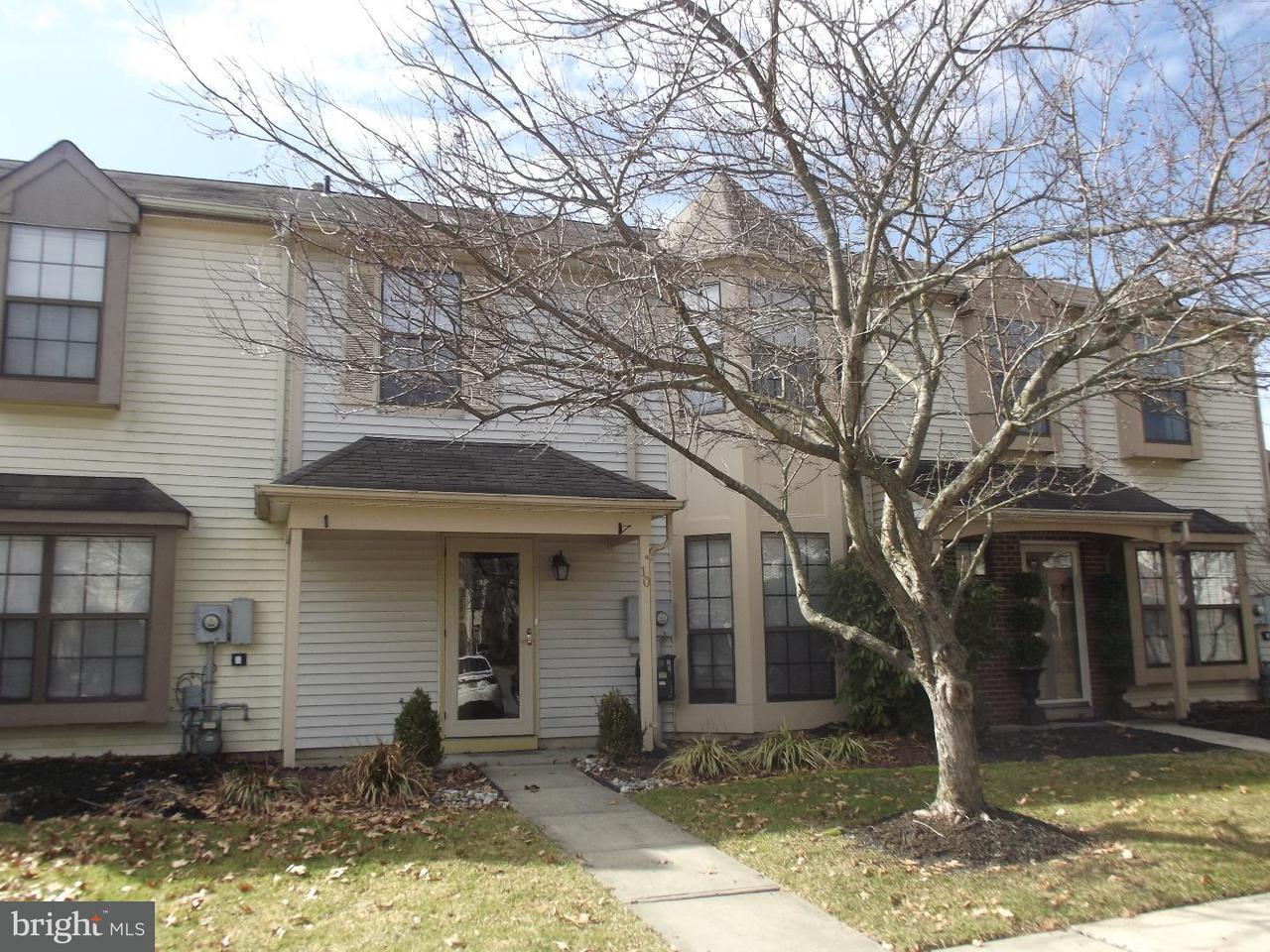 Maison accolée pour l à louer à 10 CARLYLE Court Trenton, New Jersey 08691 États-UnisDans/Autour: Robbinsville Township