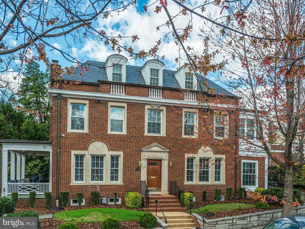 Single Family for Sale at 2700 28th St NW Washington, District Of Columbia 20008 United States
