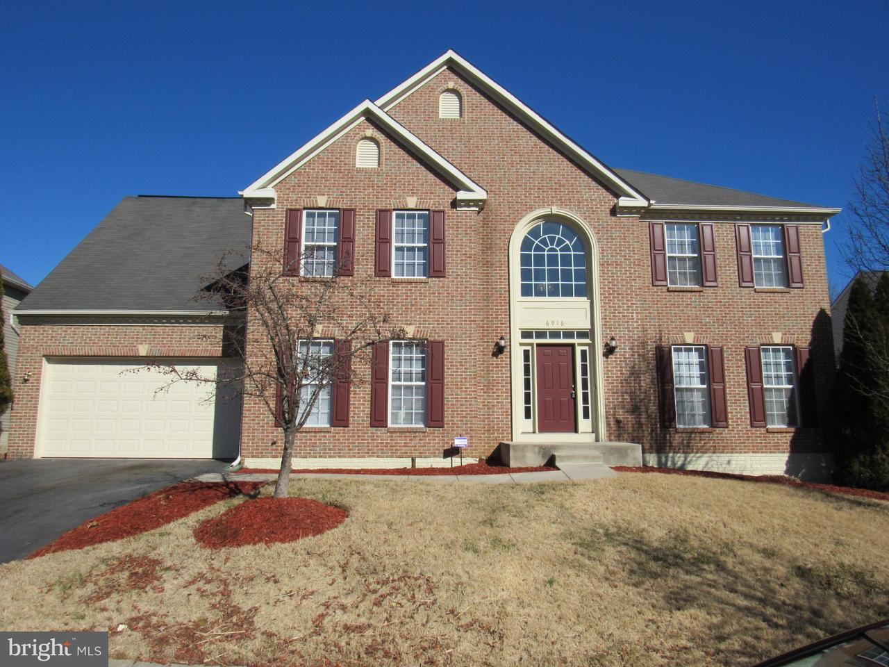 Other Residential for Rent at 6916 Sourwood Ln Fort Washington, Maryland 20744 United States
