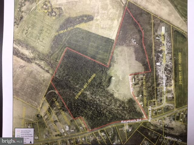 Land for Sale at 4607 Race Track Rd St. Thomas, Pennsylvania 17252 United States