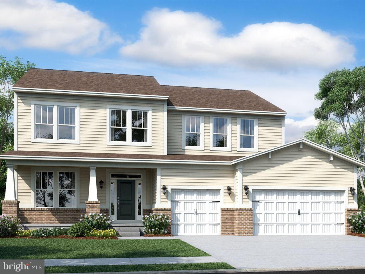 Single Family Home for Sale at 4453 Stovepipe Lane 4453 Stovepipe Lane Monrovia, Maryland 21770 United States