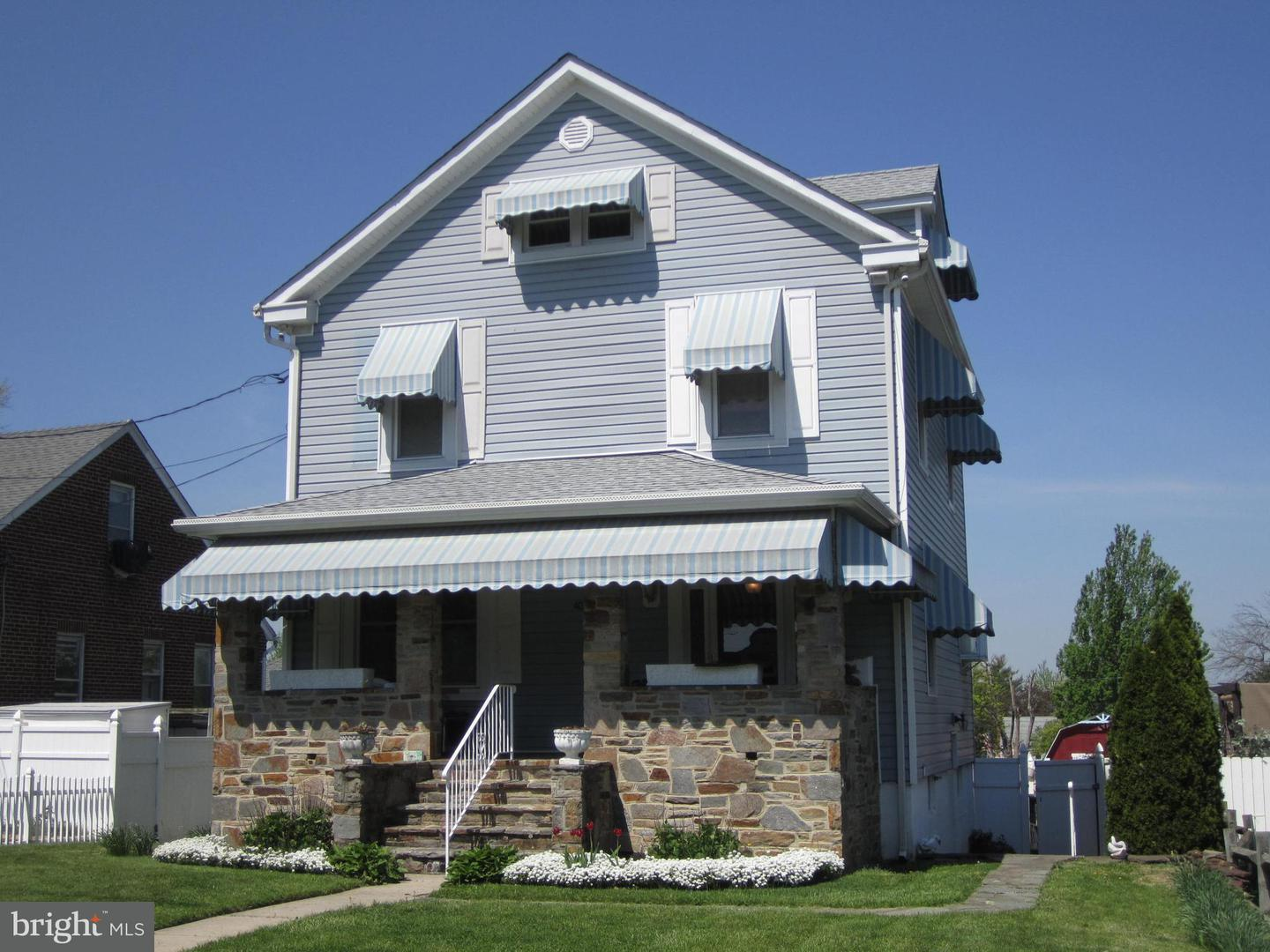 Single Family for Sale at 4010 4th St Baltimore, Maryland 21225 United States