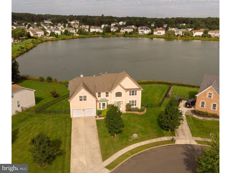 Casa Unifamiliar por un Venta en 7 TIDEWATER Court Hainesport, Nueva Jersey 08036 Estados Unidos