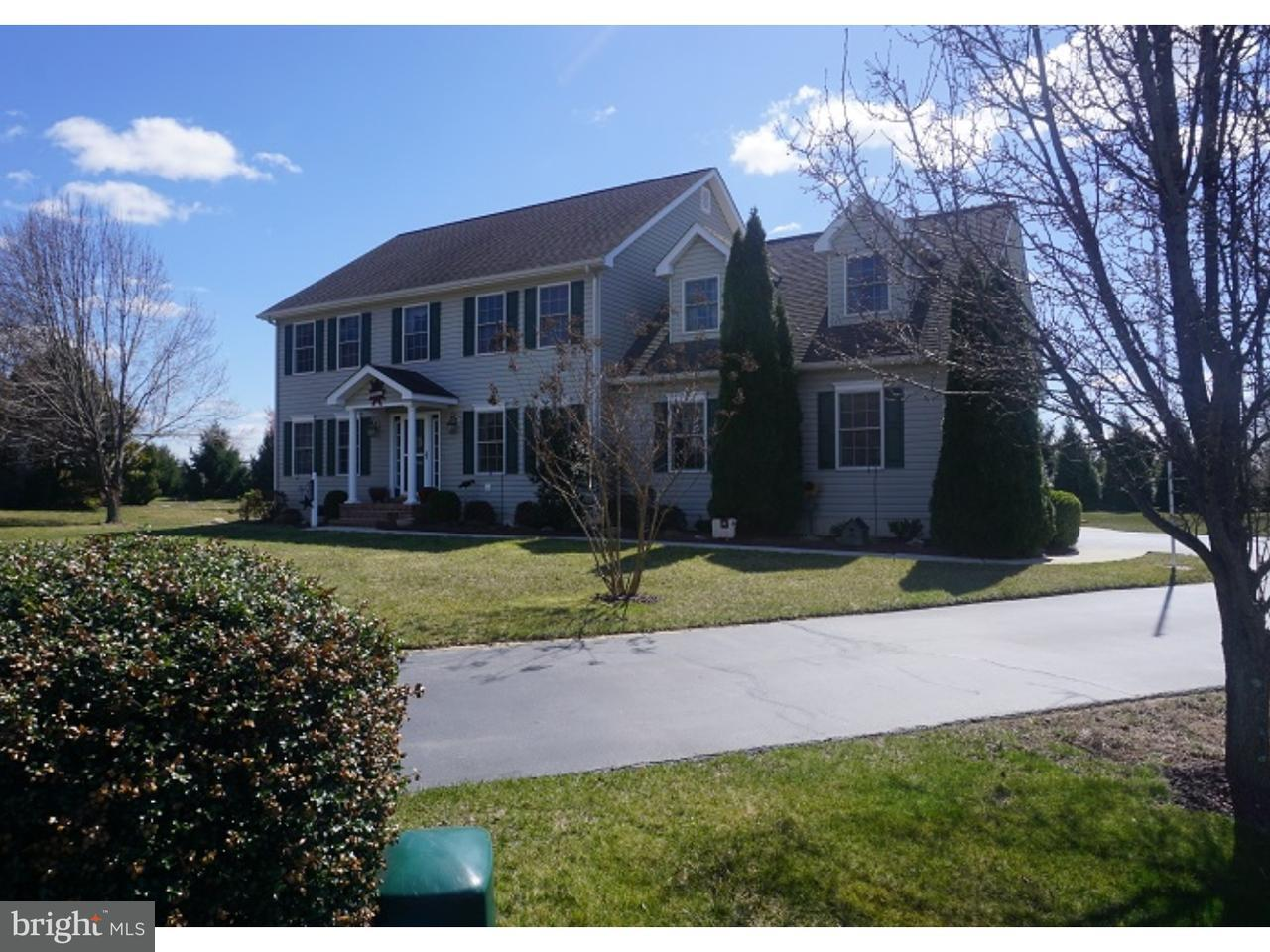 Single Family Home for Sale at 102 BYRNEBERRY Court Magnolia, Delaware 19962 United States