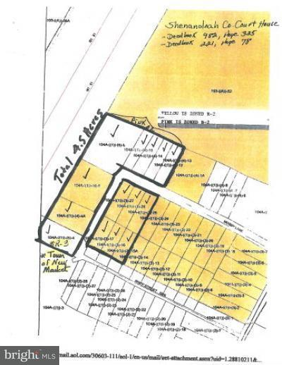 Additional photo for property listing at Shipp St  New Market, Virginia 22844 United States