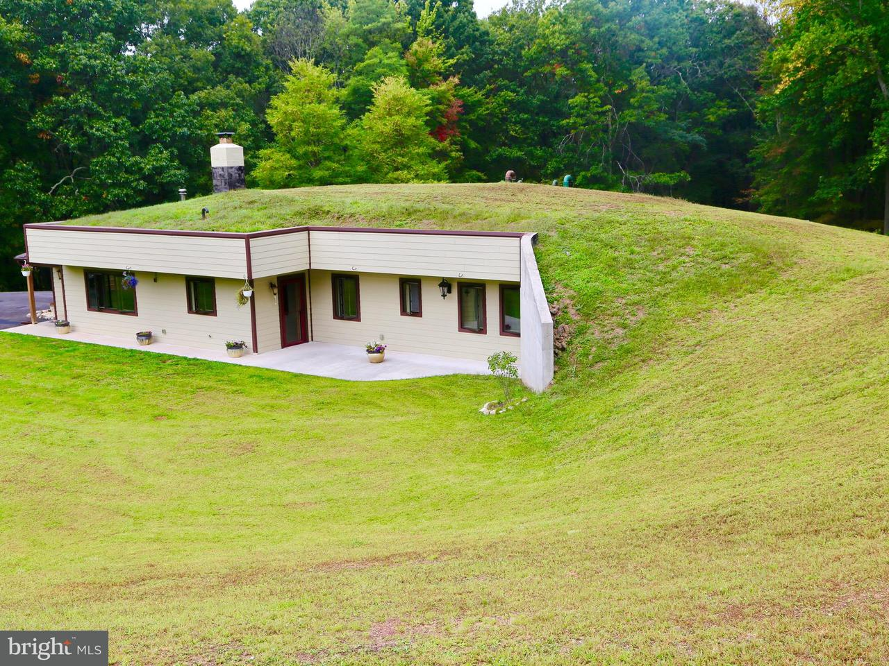 Single Family for Sale at 830 Old Poplar Dr Baker, West Virginia 26801 United States