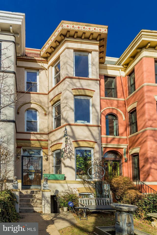 Other Residential for Rent at 1311 Irving St NW Washington, District Of Columbia 20010 United States