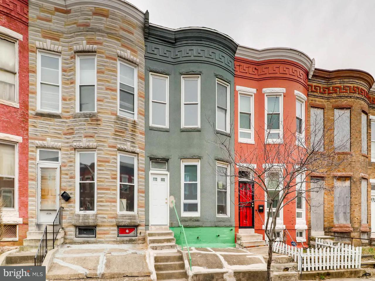 Other Residential for Rent at 519 E 23rd St Baltimore, Maryland 21218 United States