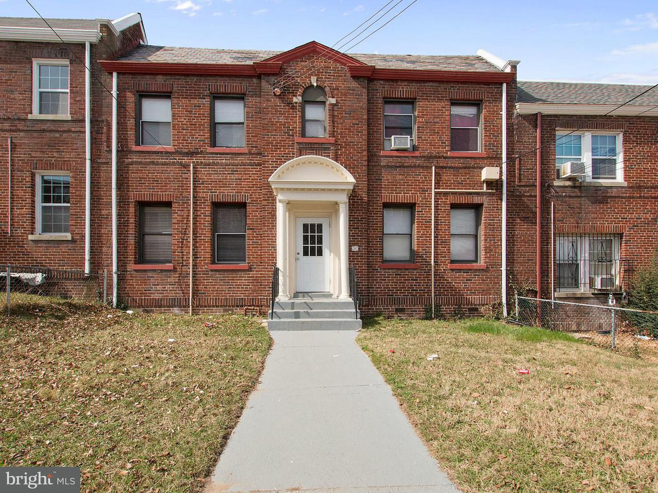 Multi-Family Home for Sale at 5020 2nd St Nw 5020 2nd St Nw Washington, District Of Columbia 20011 United States