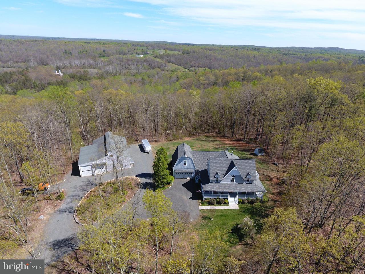 Maison unifamiliale pour l Vente à 794 Turkey Ridge Road 794 Turkey Ridge Road Castleton, Virginia 22716 États-Unis