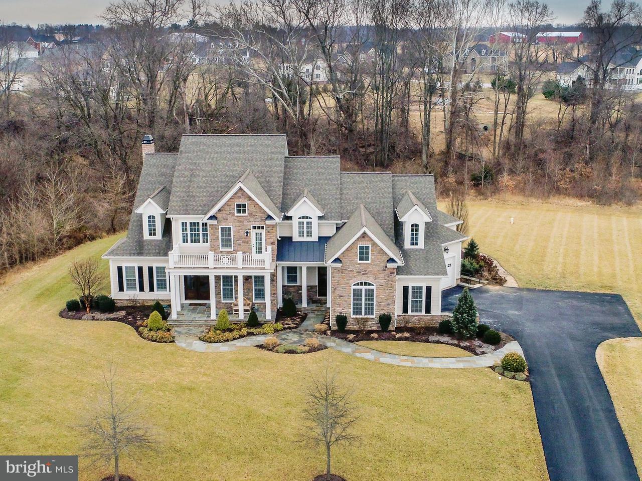 獨棟家庭住宅 為 出售 在 12431 Watkins Brg 12431 Watkins Brg Clarksville, 馬里蘭州 21029 美國