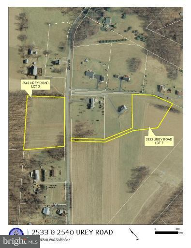 Land for Sale at 2540 Urey Rd White Hall, Maryland 21161 United States