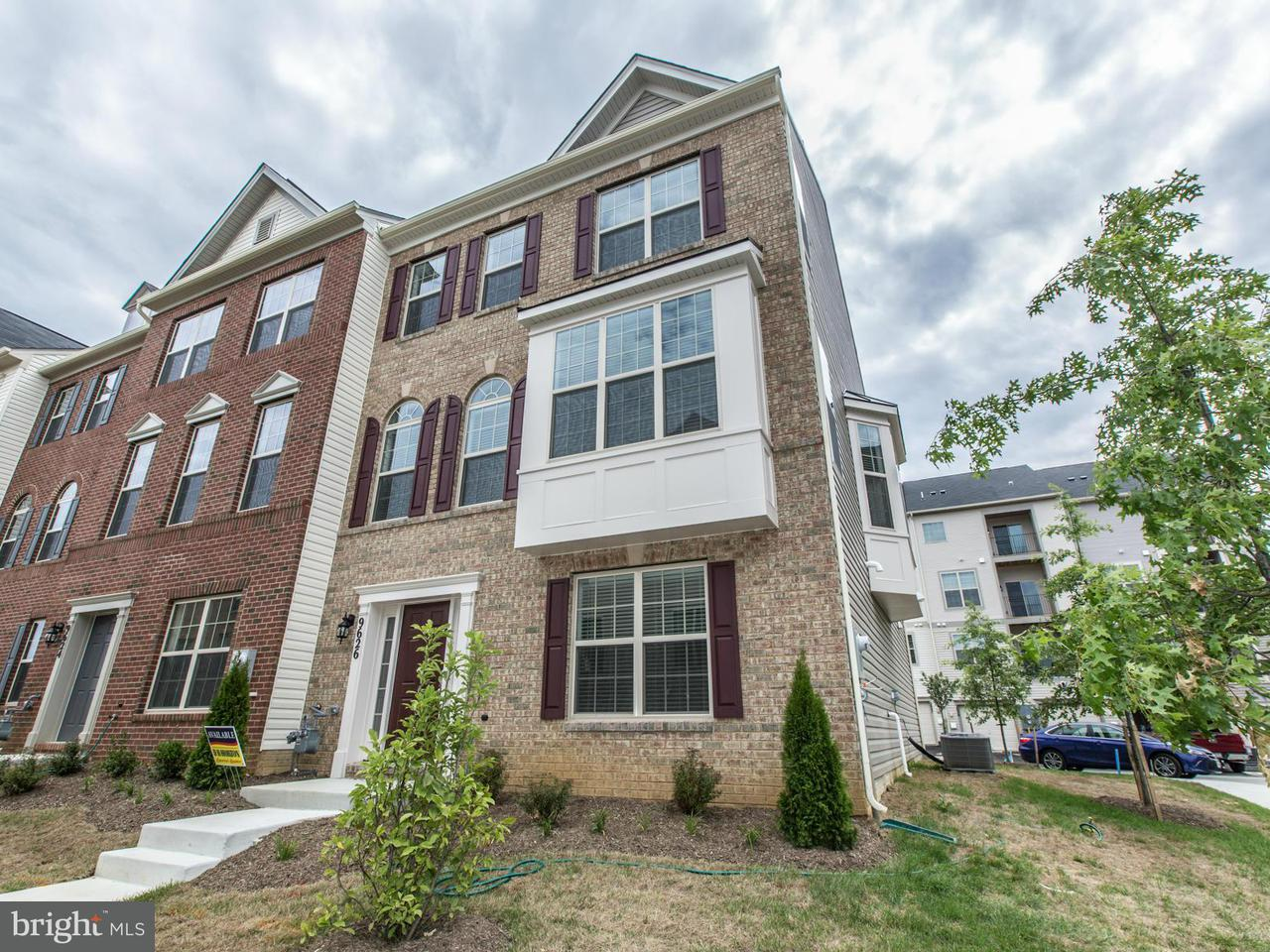 Townhouse for Sale at 9522 Smithview Place 9522 Smithview Place Glenarden, Maryland 20706 United States