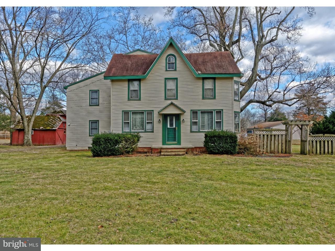 Частный односемейный дом для того Продажа на 30 NEW BROOKLYN Road Winslow, Нью-Джерси 08081 Соединенные Штаты