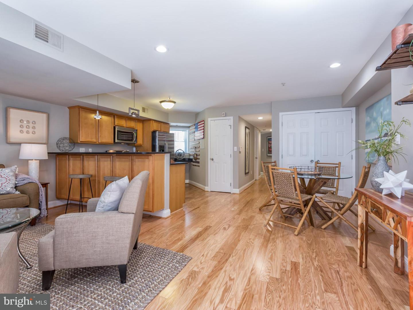 Single Family for Sale at 2510 Ontario Rd NW #1 Washington, District Of Columbia 20009 United States