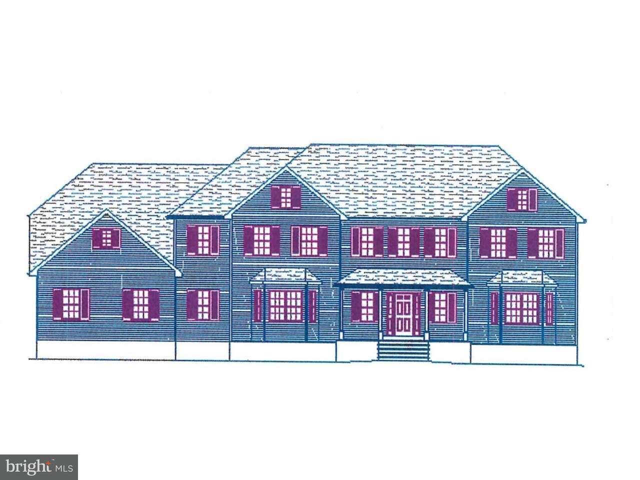 Частный односемейный дом для того Продажа на 6B SIENNA Court Robbinsville, Нью-Джерси 08691 Соединенные ШтатыВ/Около: Robbinsville Township