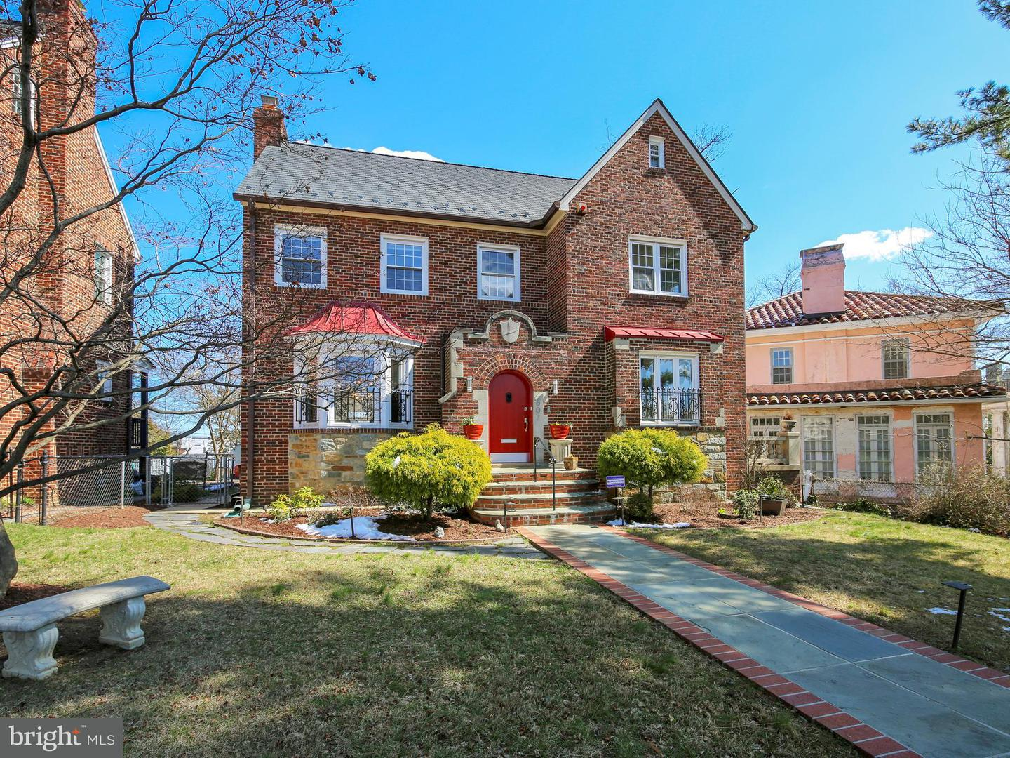Single Family for Sale at 4607 16th St NW Washington, District Of Columbia 20011 United States