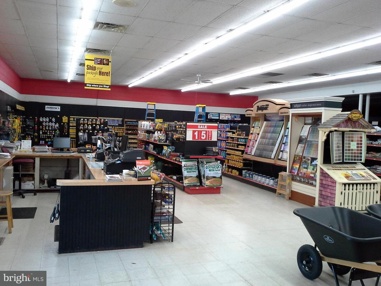 Commercial for Sale at 171 Main St W 171 Main St W Cecilton, Maryland 21913 United States