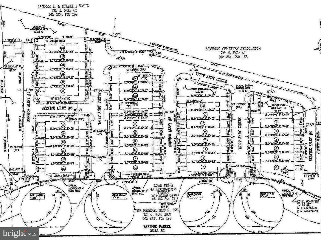 Land voor Verkoop een t Lowe Drive Lowe Drive Shepherdstown, West Virginia 25443 Verenigde Staten