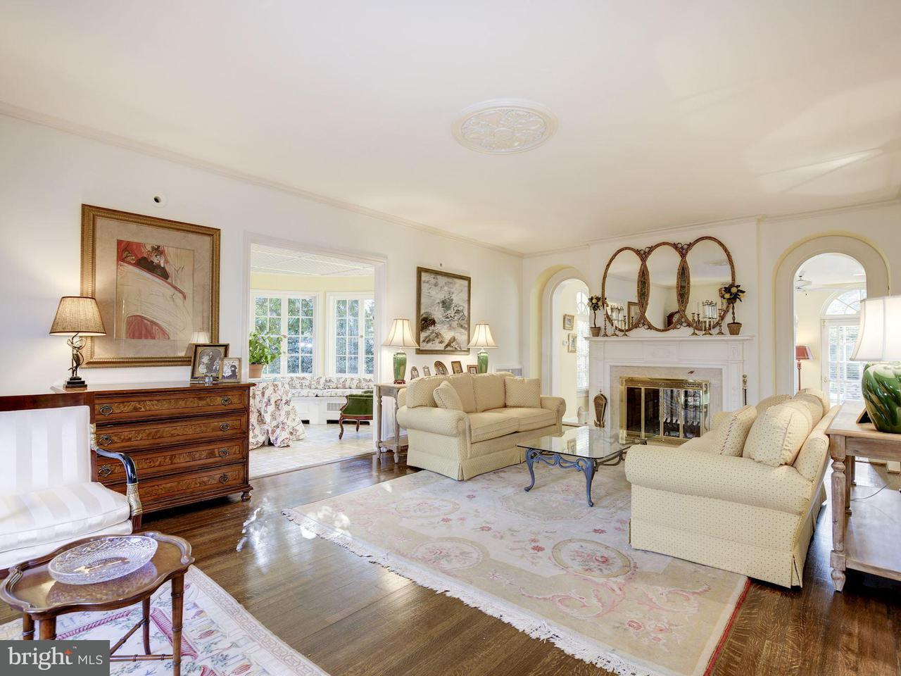 Single Family for Sale at 6600 Kennedy Dr Chevy Chase, Maryland 20815 United States