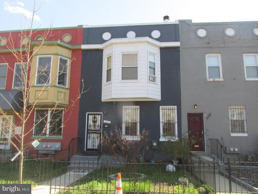 Property for sale at 132 Q St Nw, Washington,  DC 20001