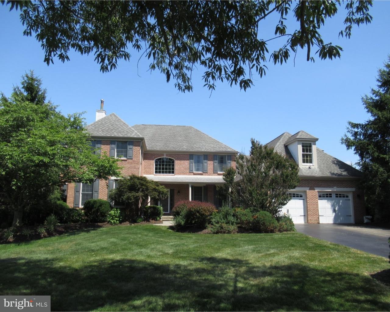独户住宅 为 销售 在 111 S LONGFELLOW Drive Princeton Junction, 新泽西州 08550 美国在/周边: West Windsor Twp