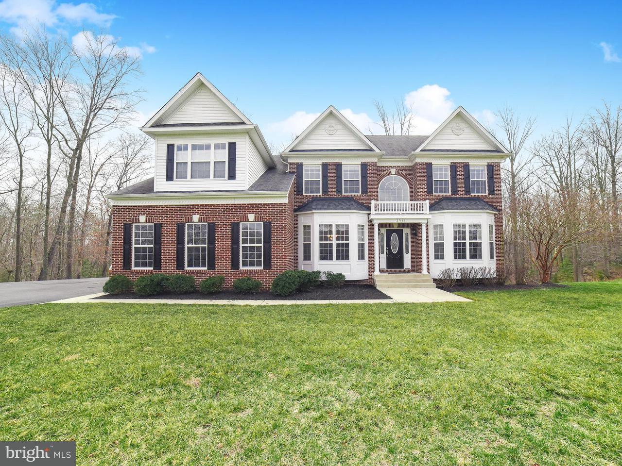 Single Family Home for Sale at 27883 Ben Oaks Drive 27883 Ben Oaks Drive Mechanicsville, Maryland 20659 United States