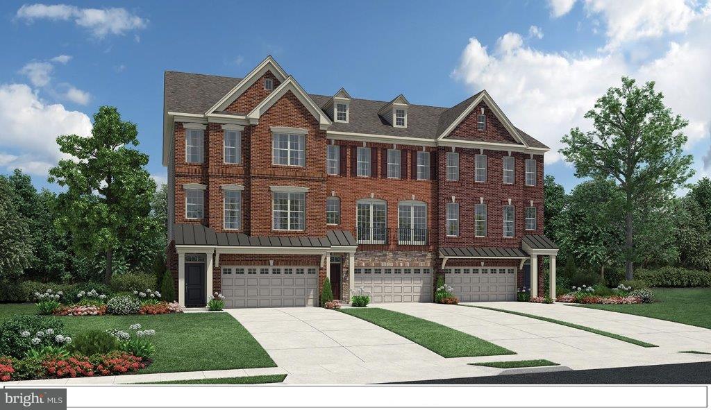 Townhouse for Sale at 23450 Logans Ridge Ter 23450 Logans Ridge Ter Ashburn, Virginia 20148 United States