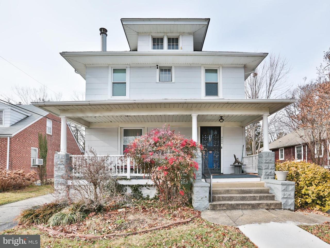 Single Family for Sale at 5204 Greenwich Ave Baltimore, Maryland 21229 United States
