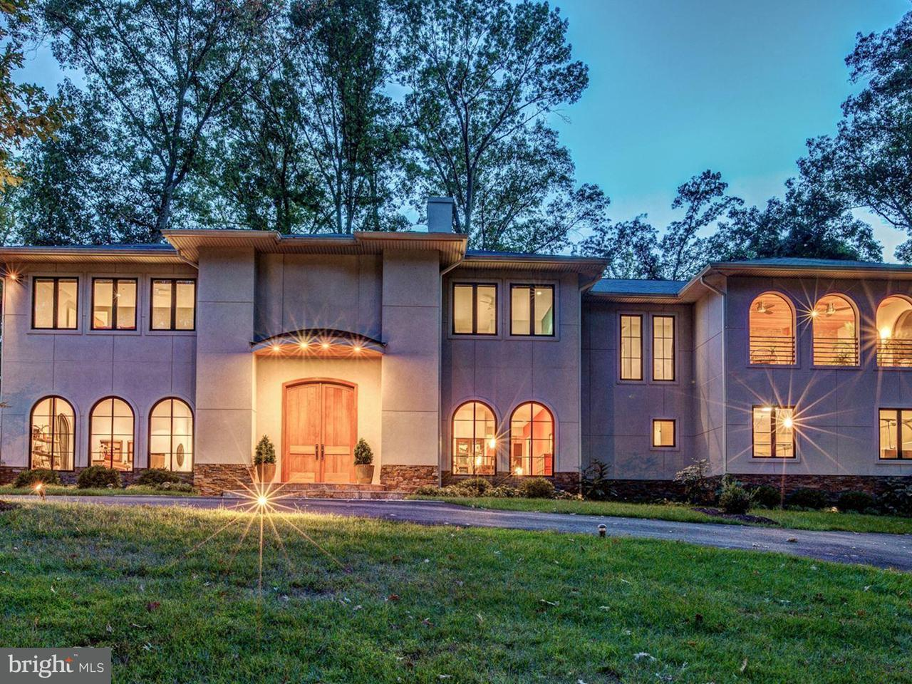 Single Family Home for Sale at 9124 Mcdonald Drive 9124 Mcdonald Drive Bethesda, Maryland 20817 United States
